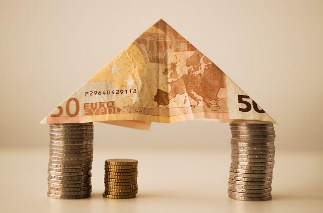 Geld für Haus- und Wohnungsbau